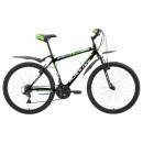"""Горный велосипед Black One Onix Silver/Orange 16"""""""