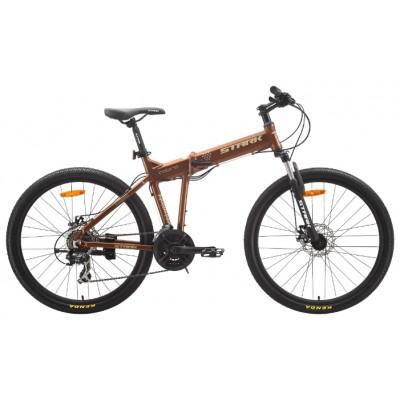 Складной велосипед Stark Cobra Disc 2016