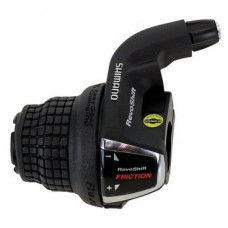 Шифтер велосипедный SHIMANO SL-RS43-7R TOURNEY REVO SHIFT, правый, 7 скоростей