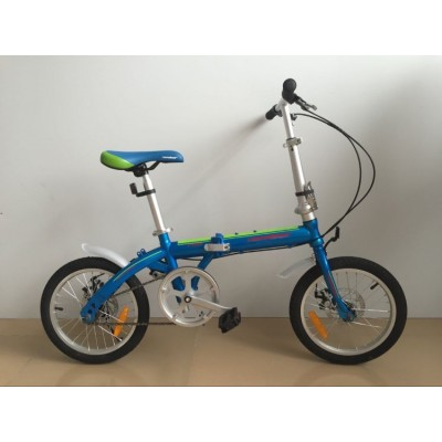 Складной велосипед 16 Nameless