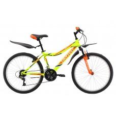 Велосипед Bravo Jazz 24 желто-красный