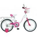 Детский велосипед NOVATRACK Butterfly 20