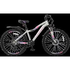 "Велосипед TechTeam Katalina 26""х14"" белый"
