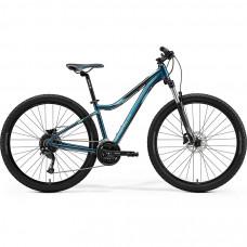 Велосипед Merida Matts 7.30 Blue/Teal 2021