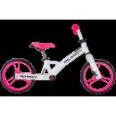 Беговел Milano 4.0. с амортизатором, розовый
