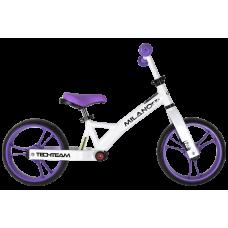 Milano 4.0 с амортизатором, фиолетовый