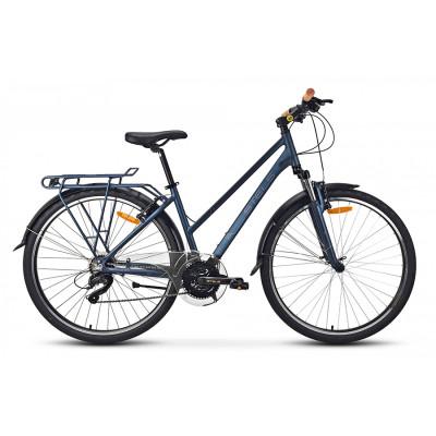 Городской велосипед Stels Navigator 28' 800 Lady V010 Синий V010