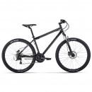 Горный велосипед 27,5' Forward Sporting 27,5 3.0 disc Черный 20-21 г