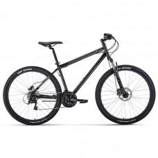 Велосипед 27,5' Forward Sporting 27,5 3.0 disc Черный 20-21 г