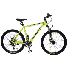 "Велосипед Sprint 26""рама 20"" зеленый"