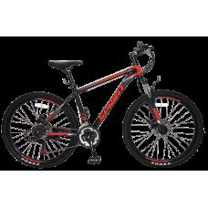 """Велосипед Sprint 26""""рама 17"""" черный"""