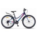 """Подростковый велосипед Navigator-420 V 12"""" Тёмно-синий 2020"""