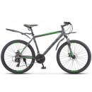 """Горный велосипед Navigator-620 MD 26"""" 17"""" Антрацитовый 2020"""
