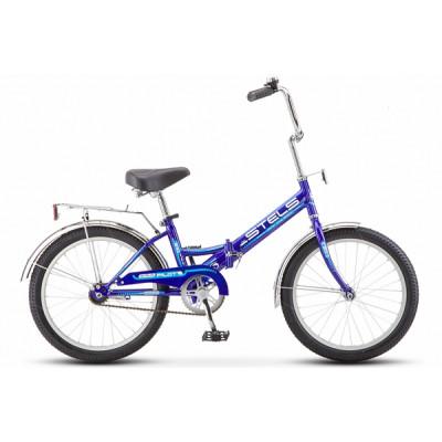 """Складной велосипед STELS Pilot-310 20"""" 13"""" Синий"""