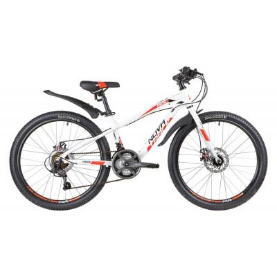Подростковый велосипед Novatrack Prime 24 Disc