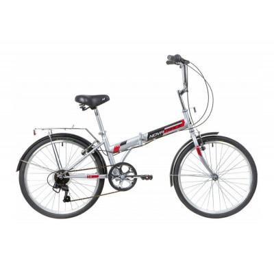 Складной велосипед NOVATRACK 24 складной