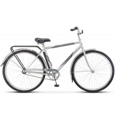 """Городской велосипед Десна Вояж Gent 28"""" 20"""" Серебристый"""