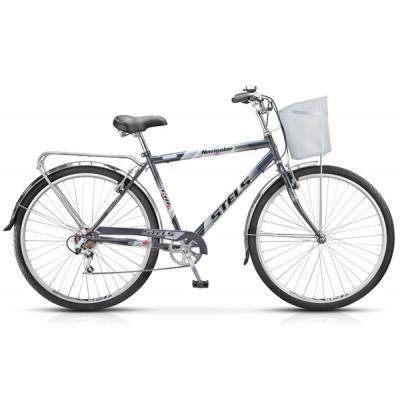 """Городской велосипед Navigator-350 Gent 28"""" 20"""" Черный"""
