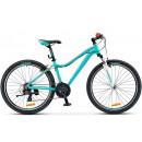 """Горный велосипед Miss-6000 V 26"""" 15"""" """" Морская-волна/оранжевый"""