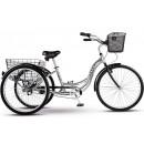 """Городской велосипед Energy-I 26"""" (16"""" Серый/чёрный)"""