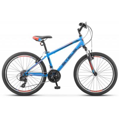 """Подростковый велосипед Navigator-400 V 24"""" 14"""" Синий"""