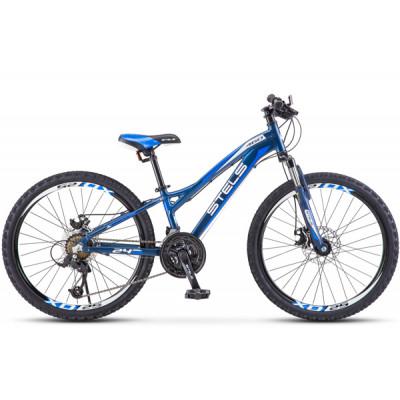 """Подростковый велосипед Navigator-460 MD 24"""" 11"""" Тёмно-синий"""