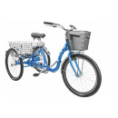 """Городской велосипед Energy-IV 24"""" V020 15,5"""" Синий"""