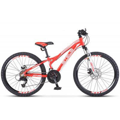 """Горный велосипед Navigator-460 MD 24"""" 11"""" Красный"""