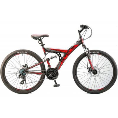 """Горный велосипед Focus MD 26"""" 18"""" Черный/красный"""