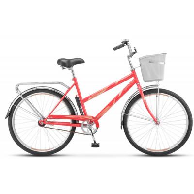 """Городской велосипед Navigator-210 Lady 26"""" 19"""" Коралловый"""