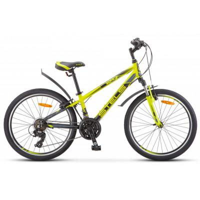 """Подростковый велосипед Navigator-440 V 24"""" 13"""" Лайм"""