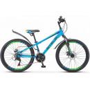 """Подростковый велосипед Navigator-400 MD 24"""" 12"""" Синий"""