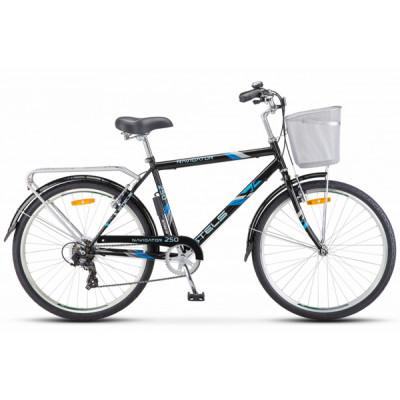 """Городской велосипед Navigator-250 Gent 26"""" 19"""" Серый"""