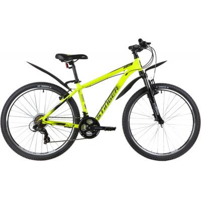 """Горный велосипед Stinger 27,5"""" Element STD 18"""" зеленый"""