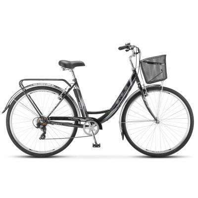 """Городской велосипед Navigator-395 20"""" Чёрный"""