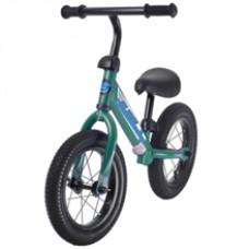 """Велобег """"Slider"""" надувные шины12 """" зеленый"""
