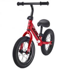 """Велобег """"Slider"""" надувные шины12 """" красный"""