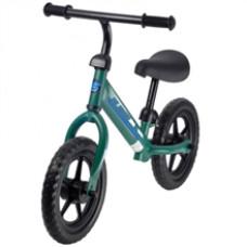 """Велобег """"Slider"""" пластиковые 12"""" зеленый"""
